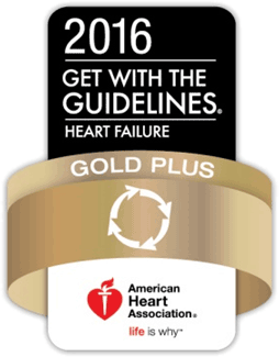 2015 Get with the Guidelines - Heart Failure - Gold Plus
